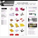 Sitio web. Centro Multimedia